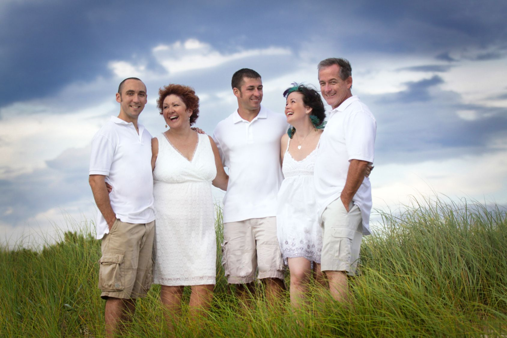 family photography natural light